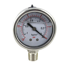 Good price high-grade excellent accuracy liquid radial type manometer