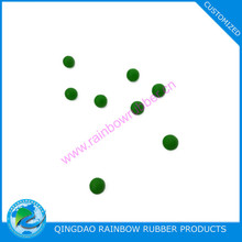 Green 3mm 5mm 8mm silicone rubber ball