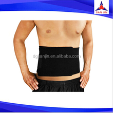 print own brand with zipper closure waist belt medical support