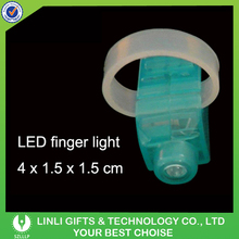 Cheap Toy Product Light Up Finger Ring Led