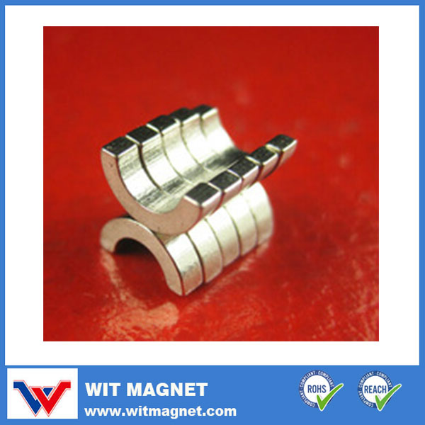 Generator Magnets Nickel Coating Permanent Tile Free Sample Ndfeb/Neodymium Motor Magnet