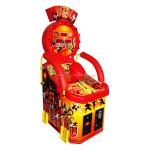 Hot Selling Electric Arcade Video Boxing Cabinet Simulator Game Machine For Kids Kong Fu