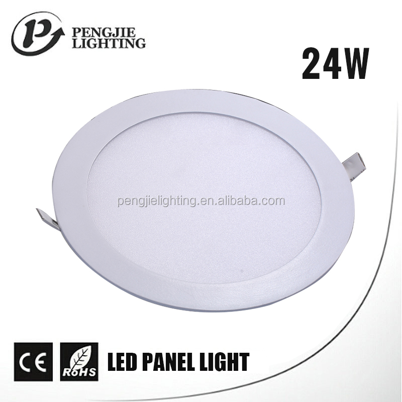 Hot sale energy saving dimmable 24w green life led small panel light