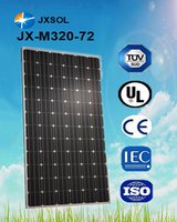 High quality mono solar panel 320w,solar modules products,photovoltaic cells for sale