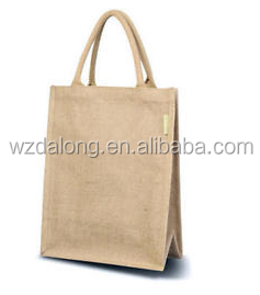 Details about natural jute bottle tote bag&jute bag