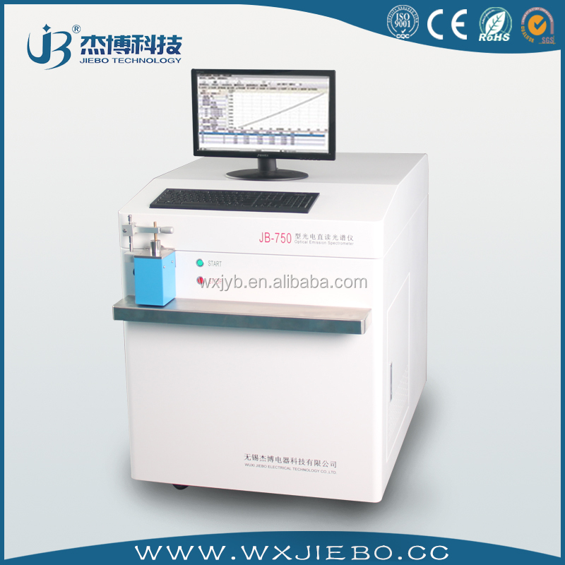 Metal instrument/metal spectrometer/optical emission spectrometer