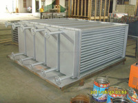 CS & SS Fin Tubes Heat Exchanger Drying and Heating Application Steel Coiled Radiator type Condensing Heat Exchangers