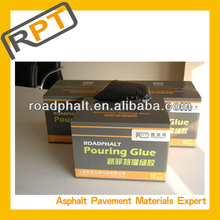 Roadphalt crack sealant for asphalt surface