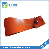 Industrial Electrical Silicone Rubber Waterproof Heating Pad