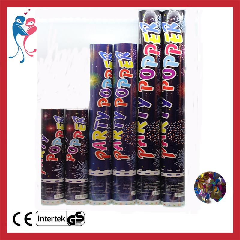 High Performance Confetti Party Popper With Great Low Prices !