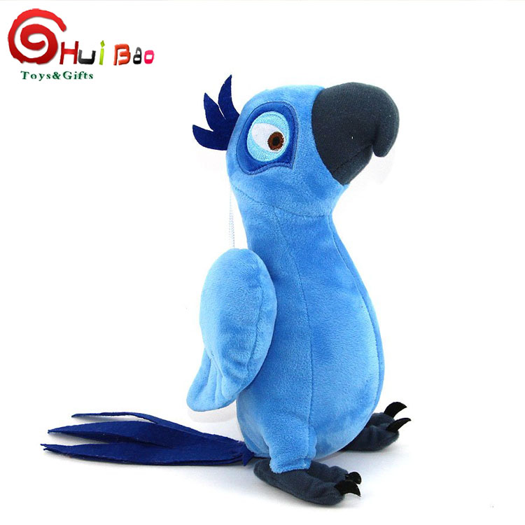 love Soft birds stuffed plush bird toys plush crow toy