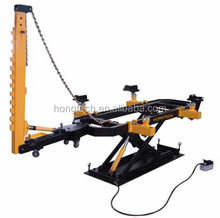 convenient and flexible collision body repair car bench chassis alignment