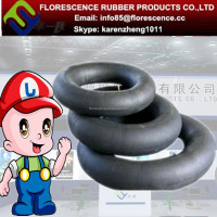 Florescence butyl inner tube camara 9.00-16 for truck tire