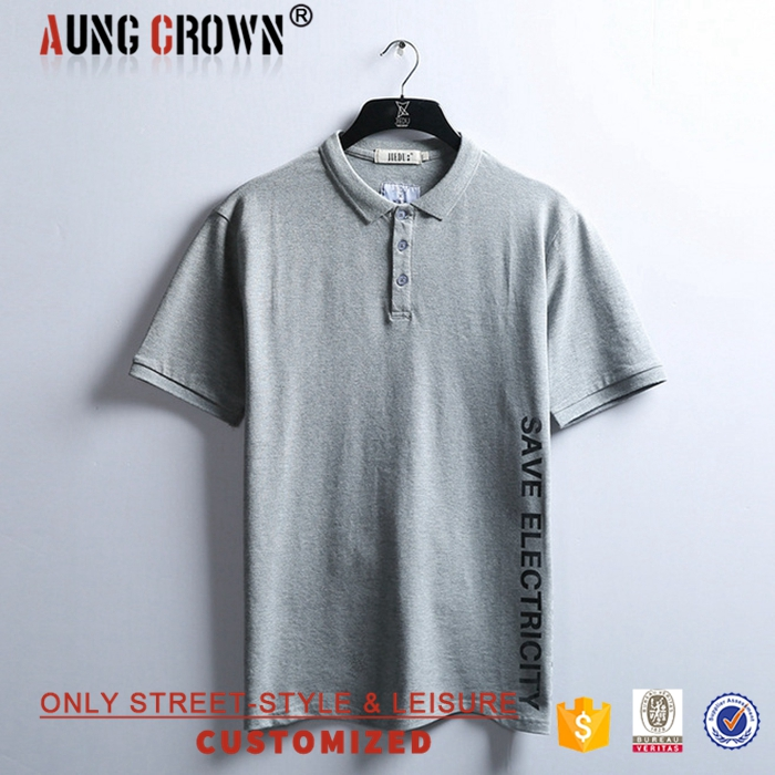 Unisex New Arrival Cheap Polo T-Shirts Price Sport New Pattern Fashion Bulk