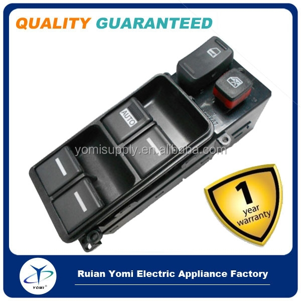 NEW 2003-2007 For Honda Accord Electric Power Window Master Control Switch 35750-SDA-H12