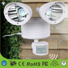 LED Outdoor Security Floodlight With Light