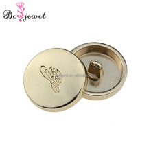 NK011 guangzhou Factory new arrive Fashion customized Nickel free decorative garment accessories price of buttons for clothing