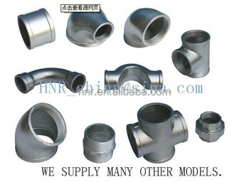 Malleable Iron Pipe Fittings 270