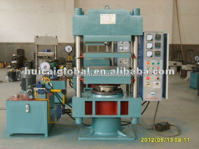 china frame structure rubber vulcanizing press machines for sale