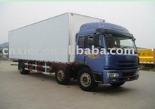 10ton Refrigerated Box Van Truck for Vegetable