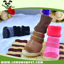Hot Sale Fashion Winter Boots for Dogs Pet Product Wholesale Dogs Shoes