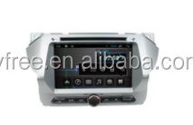 car dvd gps for suzuki alto Android car navigator auto navigation car central multimedia video system
