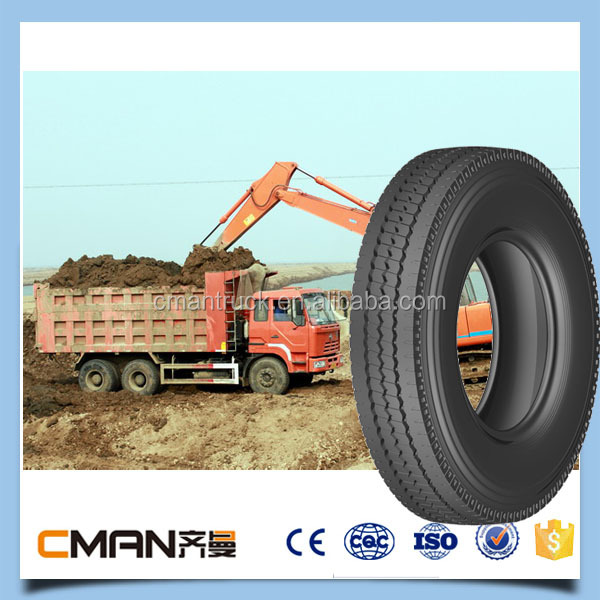 top sale luxury steel tire truck tire in thailand