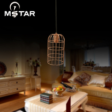 Hot sales bird cage light fixtures homes pendant,designer pendant lighting lamps pendant,modern pendant lamp for hotel/resturant