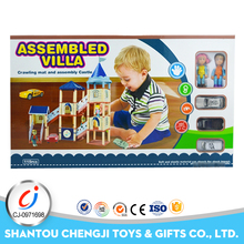 Children plastic large intelligent building blocks toys for boys