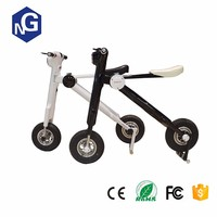 2016 electric motorcycle/bicycle self balancing scooter two wheel motor for adult