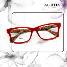 2015 New Italy Designer Korea Acetate Optical Fram