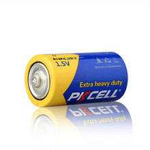 PKCELL 2018 Top Selling C Size r14 r14c um-2 1.5v Carbon Zinc Battery for Kids Electric Toys