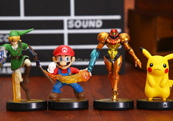 Hot Sale best quality Nintendo figures set