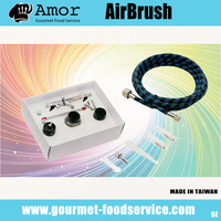 Suction Feed Airbrush Painting Air Brush