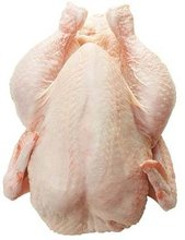 Halal Whole Frozen Chicken.
