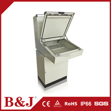 B&J New Design Excellent Quality Epoxy Polyester Coating Electrical Control Panel Box