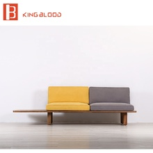 modern wooden sofa set and couches designs in fabric for house <strong>furniture</strong>