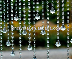 Strands Glass Crystal Garlands for wedding MH-12405