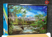 ZB-9 Wall Decor 3d Printing Beautiful Picture Scenery Painting