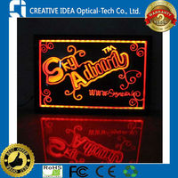 LED Light Display Advertising Board