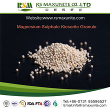 High grade efficient fertilizer water soluble magnesium sulfate monohydrate kieserite