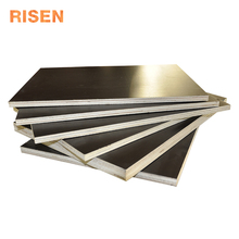 Chinese manufacturer film faced plywood ceiling panel
