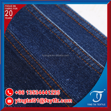 many different types blue color 100 cotton jeans denim fabric for women