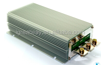 1200W 12v to 24v 50a waterproof boost /step up dc-dc power converters