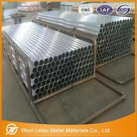anodized aluminum tube aluminium extrusion elliptical aluminum tube