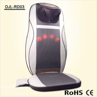 latest technology cheap massage chair car seat cover