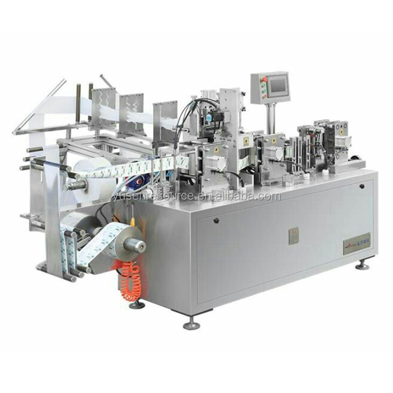 baby diaper wet tissue machine, wet wipes production line