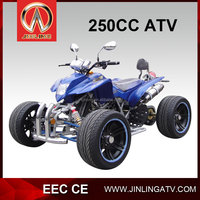 STREET LEGAL ATV 250CC JINLING QUADS BIKE PRICE