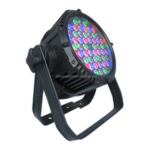 Hot sale cheap led par cans 54X3w rgb 3in1 full color led par 64 38 par can