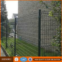 Framed Road divider pvc coated house wire mesh panel